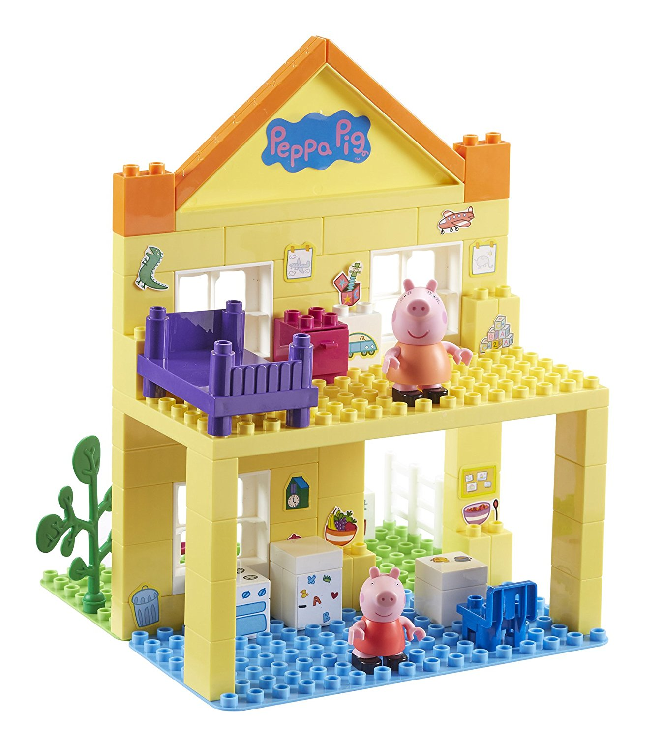 Deluxe Peppa's House Construc