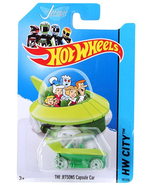 Hot Wheels Auto De Los Super Sonicos