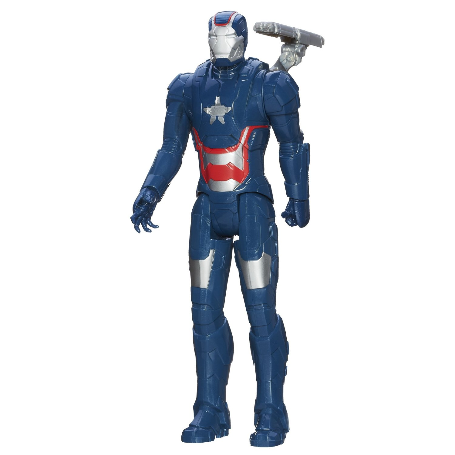 Iron Patriot 12'' Titan Hero Series