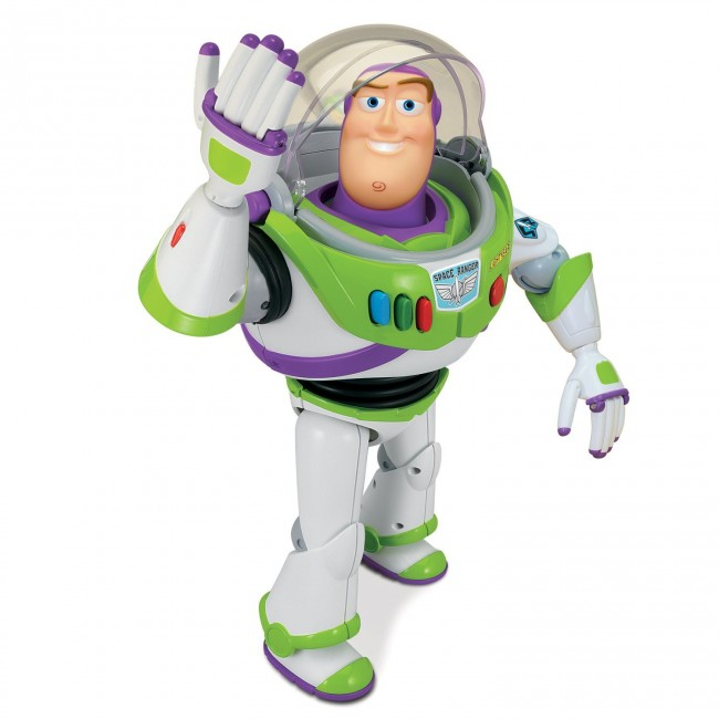 Buzz Lightyear Karateka