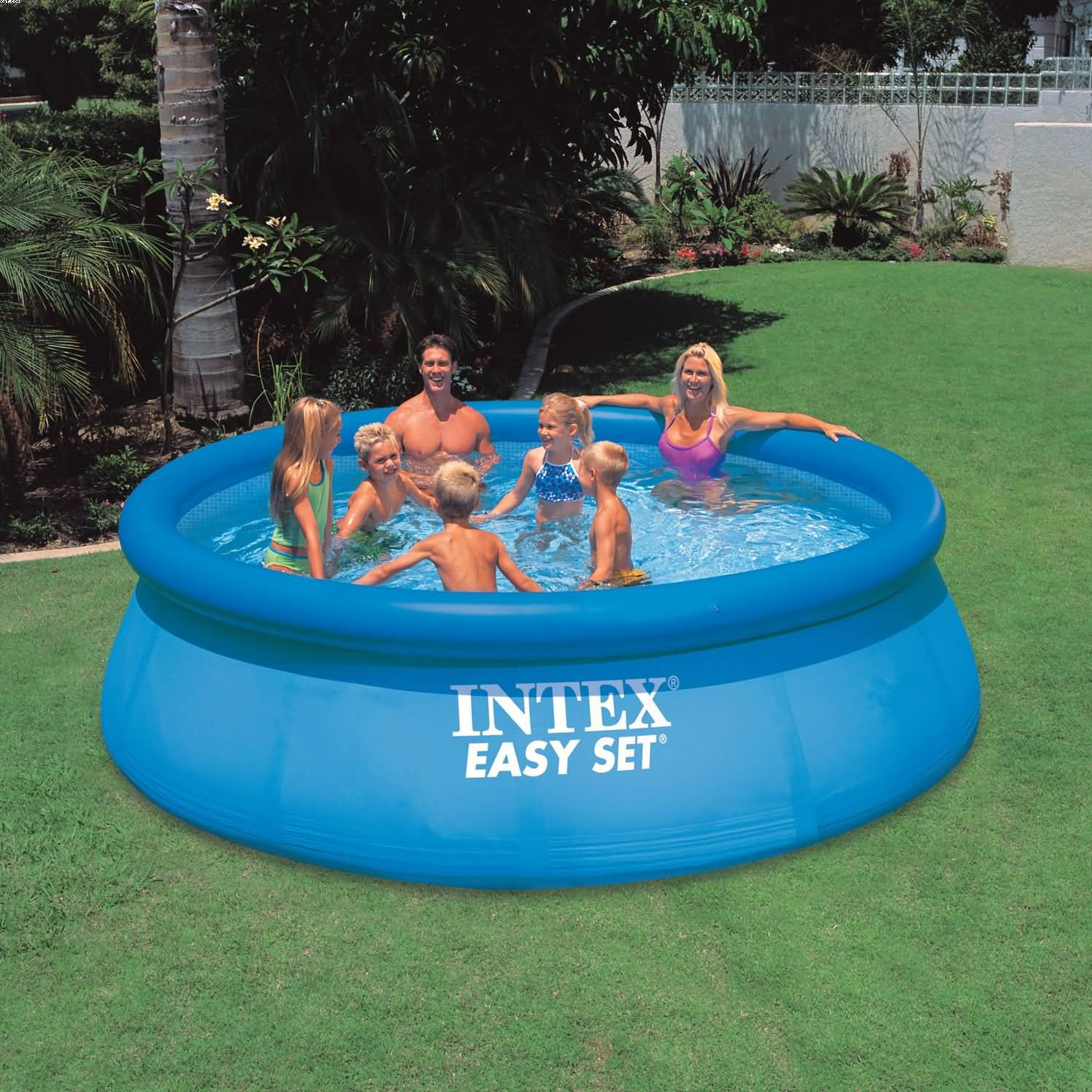 Pileta Inflable Intex 366 X 91 Cm 6734 Litros
