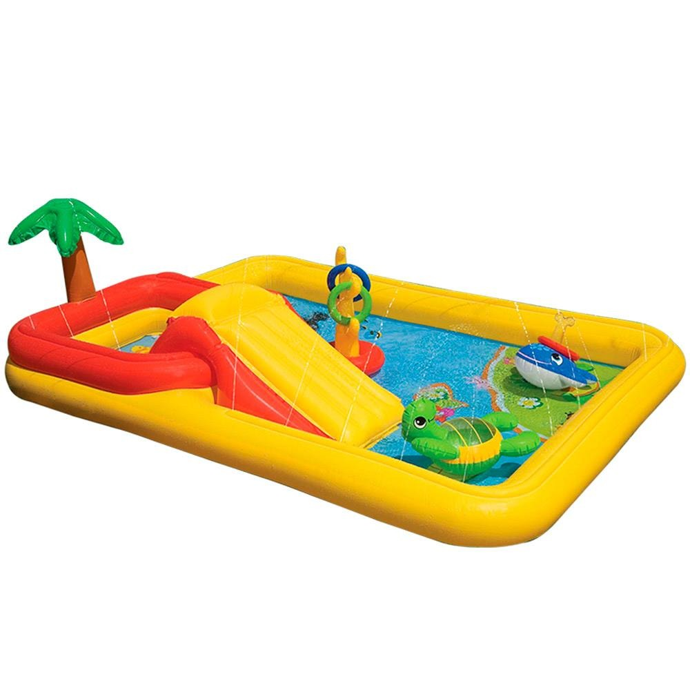 Pileta Play Center Ocean Intex