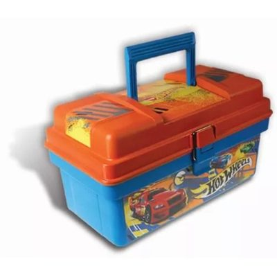 Caja Guarda Autos Hot Wheels