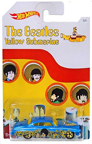 Hot Wheels The Beatles Fish´N Chip´D Paul McCartney