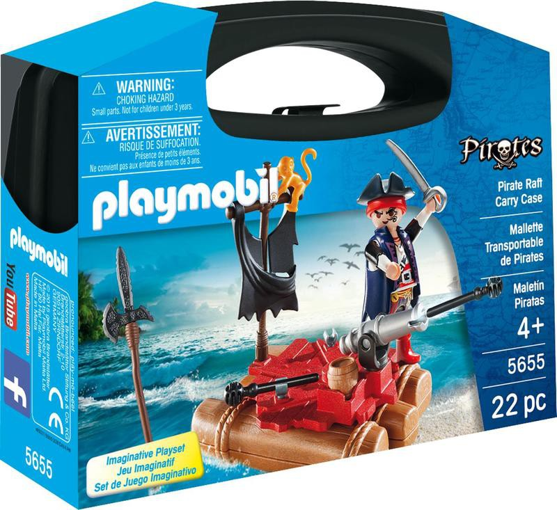 Playmobil 5655 Maletin Piratas