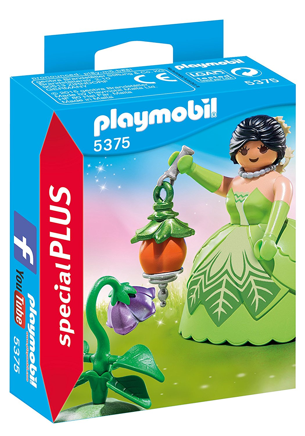 Playmobil 5375 Princesa del Bosque