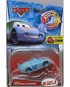 Dinoco Lightning McQueen Color Changers