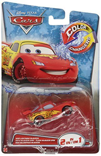 WGP Lightning McQueen Color Changers