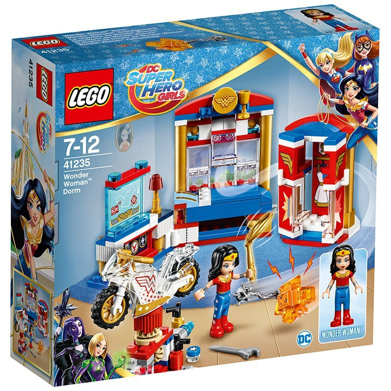 Lego 41235 Dormitorio de Wonder Woman