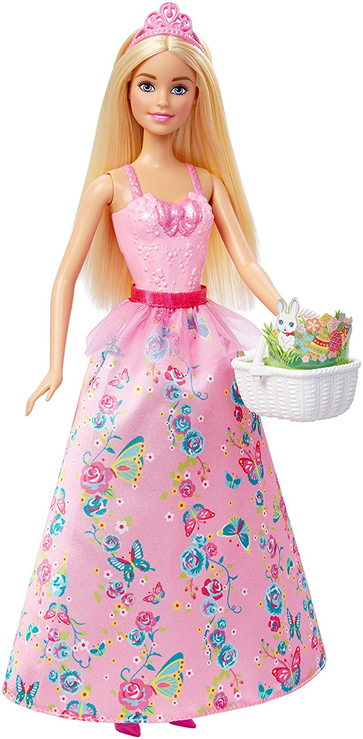 Muñeca De Barbie Easter Princess