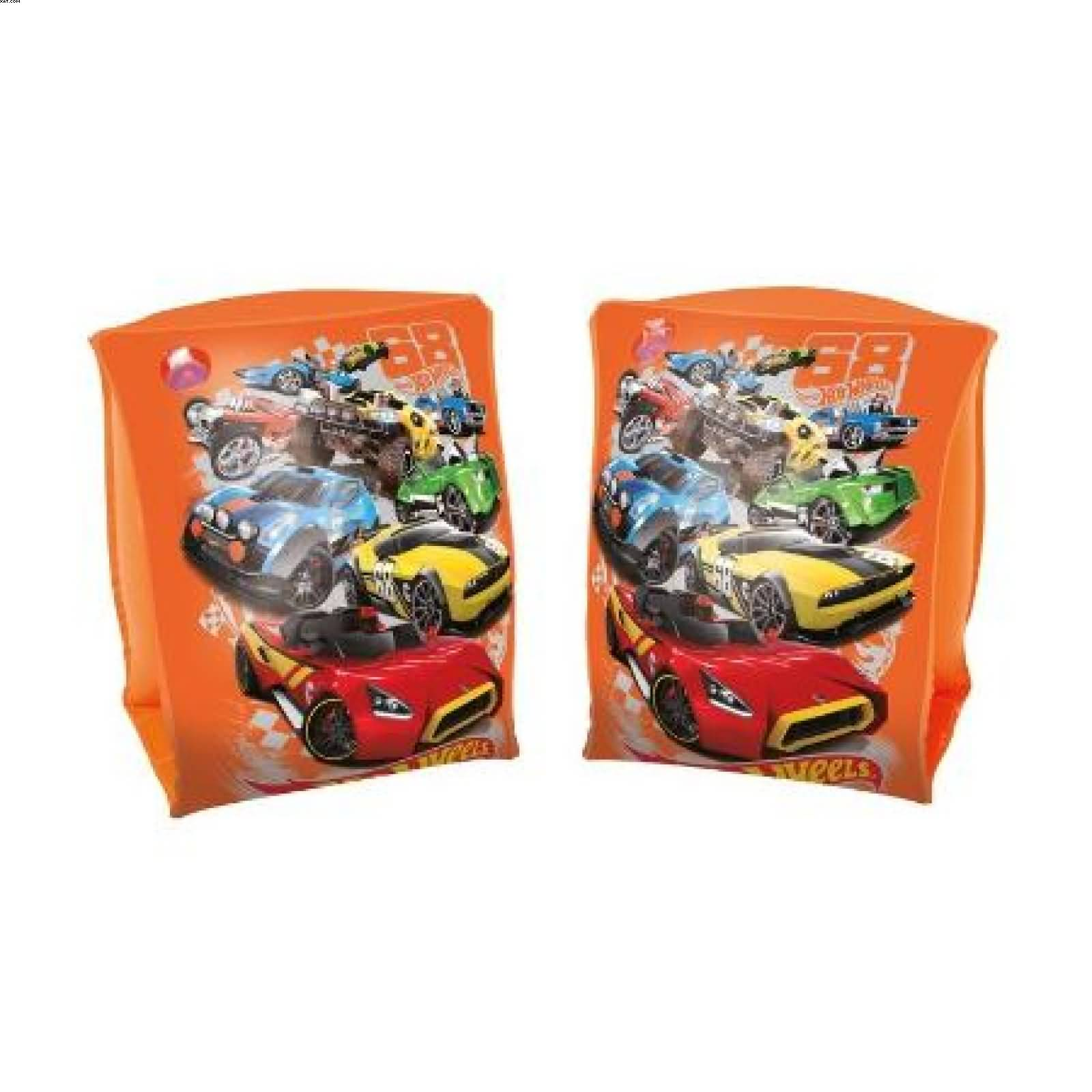 Bestway Bracitos Inflables Hot Wheels 23cm x 15cm