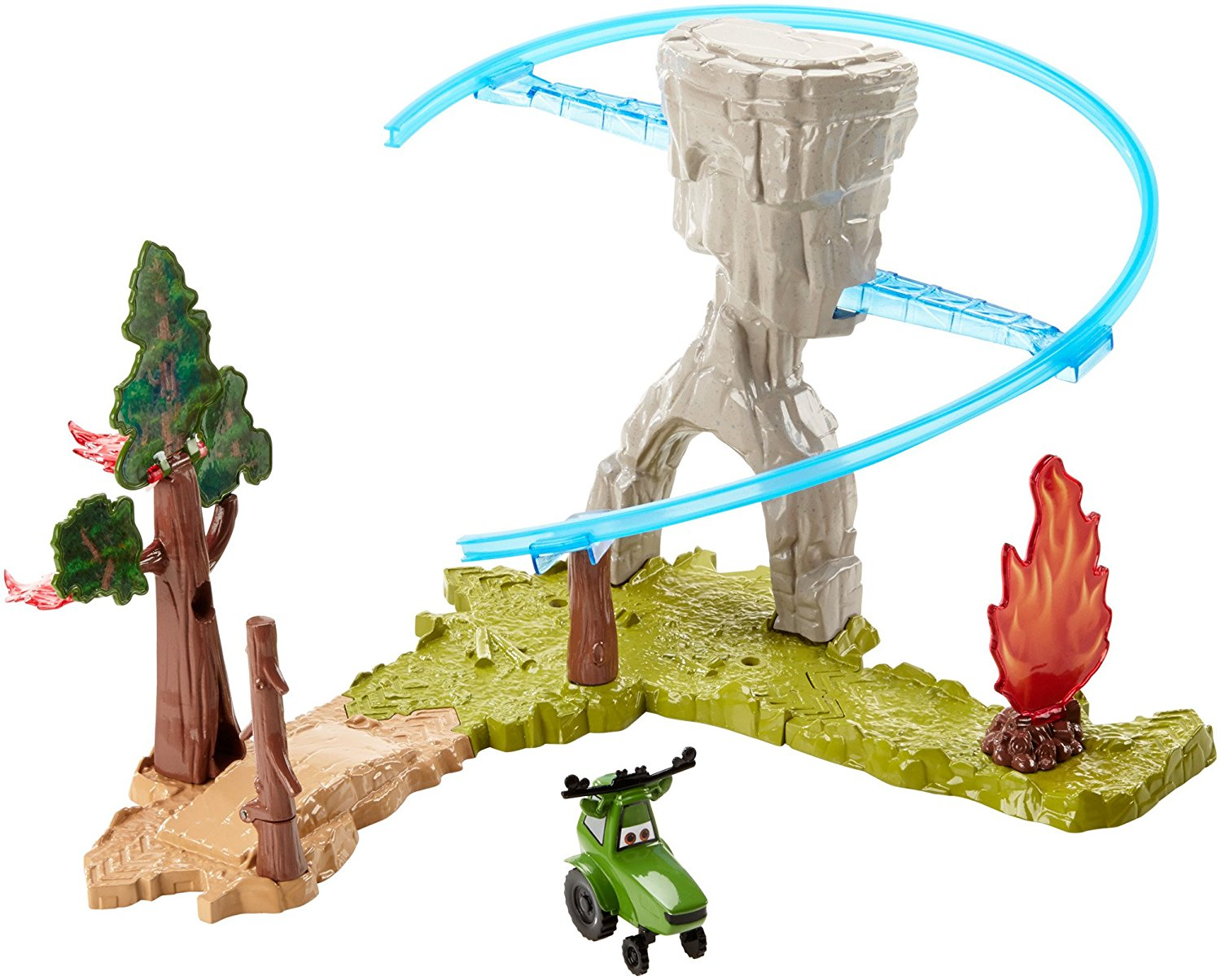 Planes Wildfire Rescue Playset