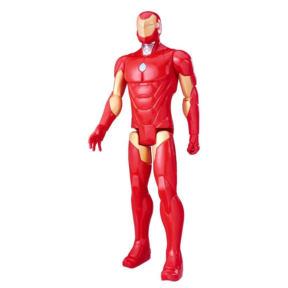 Iron Man Titan Hero Series