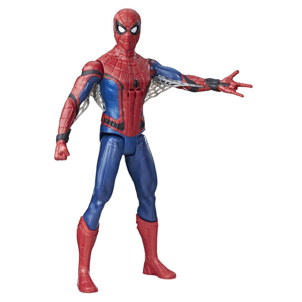 Figura De Spiderman Homecoming Interactivo