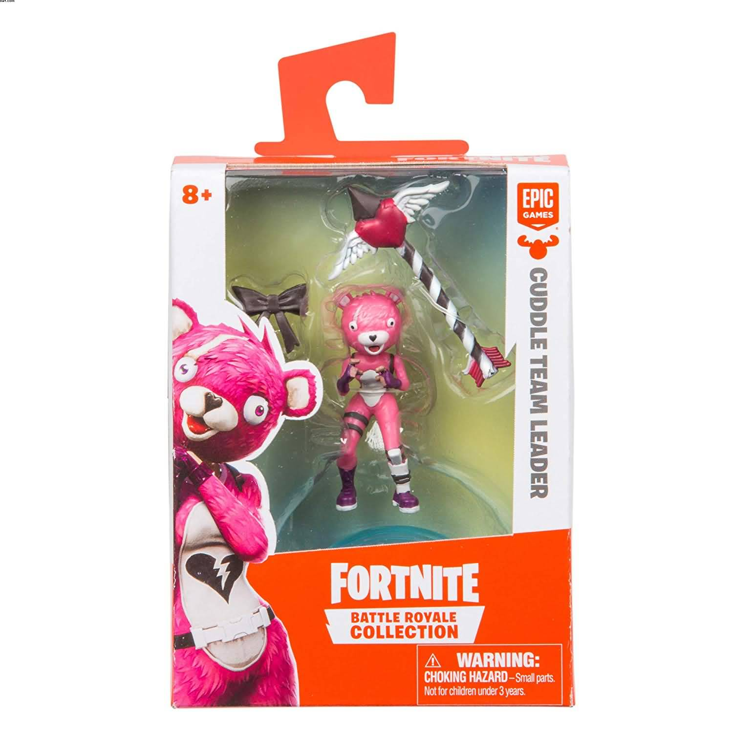 Figura De Cuddle Team Leader 6Cm Con Accesorios