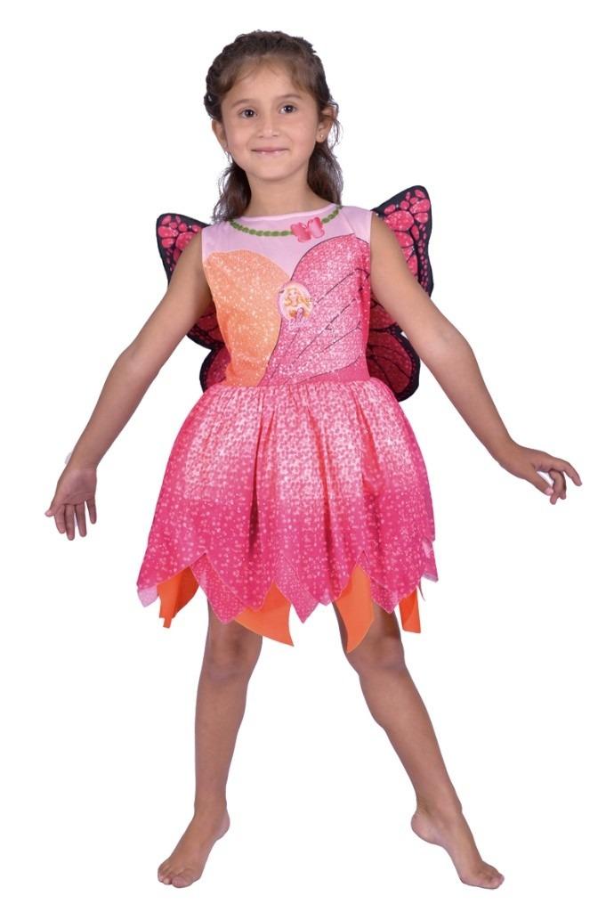 Barbie Mariposa Y Princesa de Las Hadas Talle 2    Juguetería El ... 380011d892fc