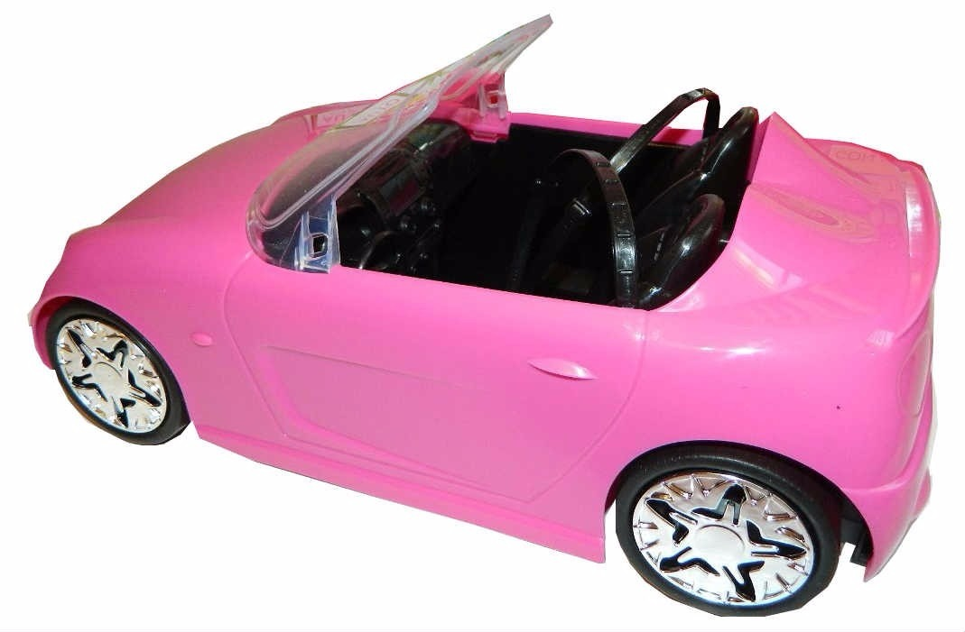 Barbie Auto Fashion